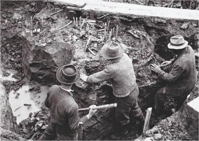 Natančno odkopavanje