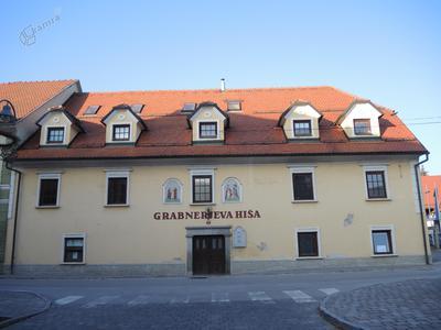 Grabnerjeva hiša v Mozirju