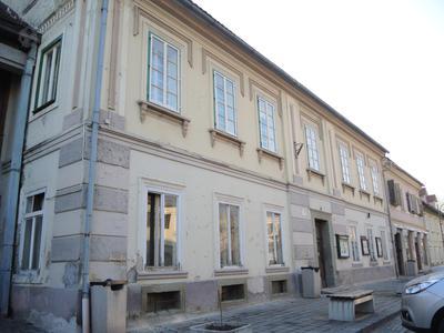 Kolenčeva hiša v Mozirju