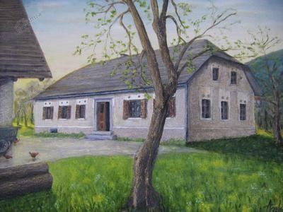 Omahnova stara hiša