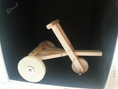Modelček driterja