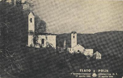 Podgora pri Zlatem polju, 1946
