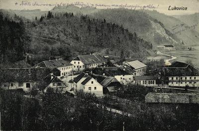 Lukovica, 1912