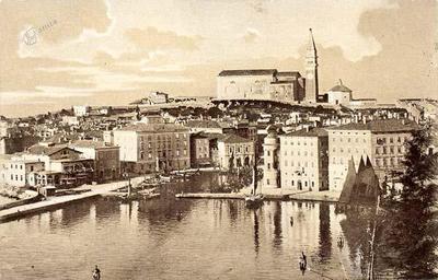 Pirano, porto esterno