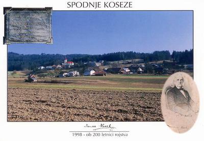 Spodnje Koseze, 1998