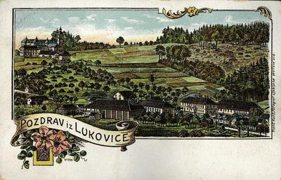 Pozdrav iz Lukovice, p. 1907