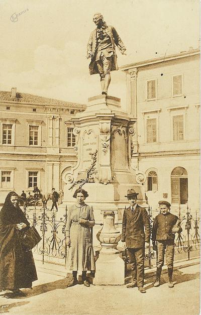 Giuseppe Tartini, spomenik
