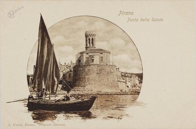 Pirano, Punta della Salute