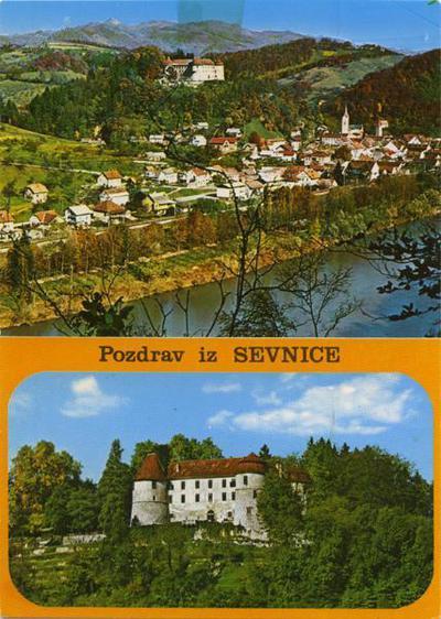 Pozdrav iz Sevnice