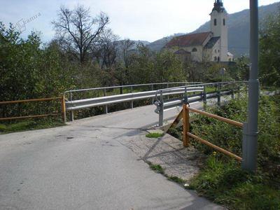 Mamutov most v Nevljah pri Kamniku