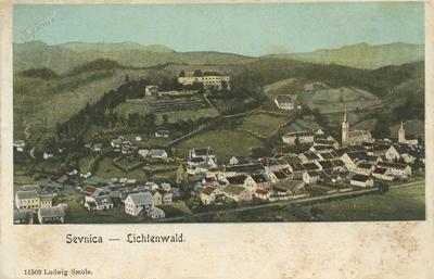 Sevnica - Lichtenwald