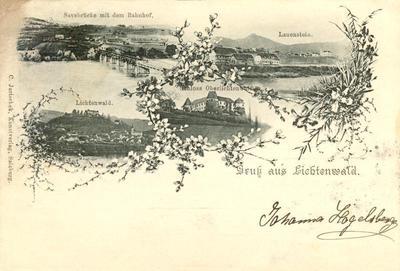Gruß aus Lichtenwald