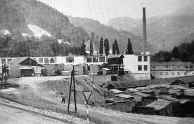 Objekti tovarne ZLIT