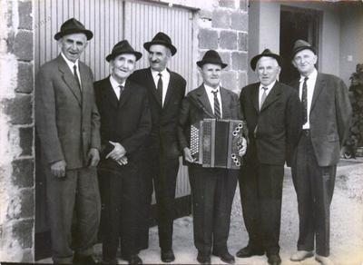 Gorjanski možje stari 70 let