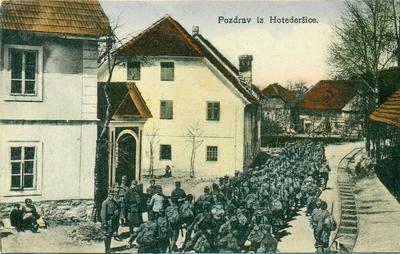 Pozdrav iz Hotederšice
