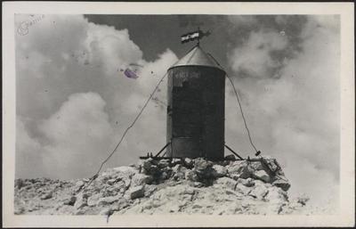 Triglav – Aljažev stolp
