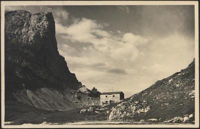 Kocbekov dom na Korošici