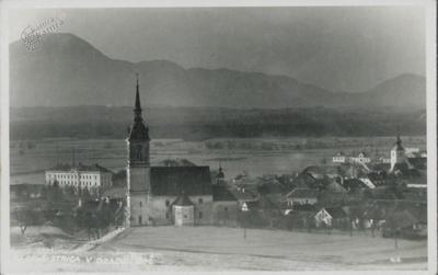 Slovenska Bistrica na stari razglednici