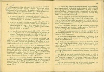 Pavlin črno-vojna knjižica