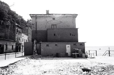 Konec letnega kina v Piranu, 1991