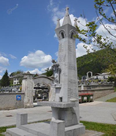 Spomenik na Breznici