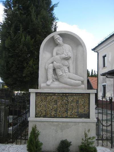 Spomenik v Dobu pri Domžalah