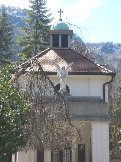Spominska kapela na Jesenicah