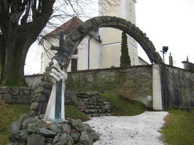 Spomenik v Kamniku