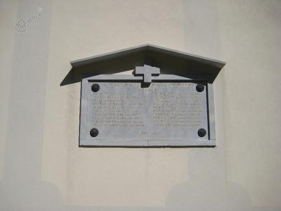 Spominska plošča v Kokri