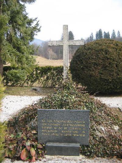 Spomenik v Mekinjah