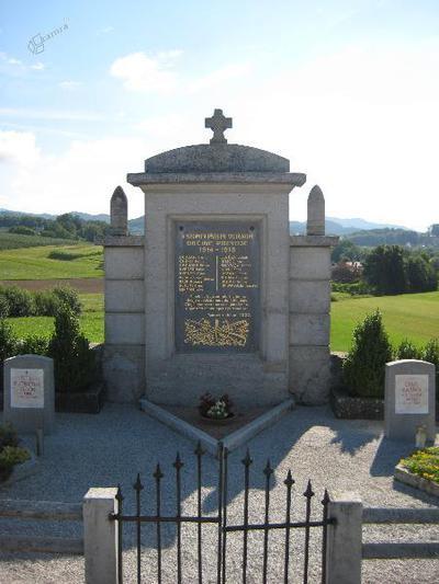 Spomenik v Šentvidu pri Lukovici