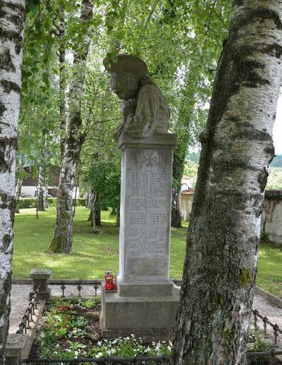 Spomenik v Škofji Loki