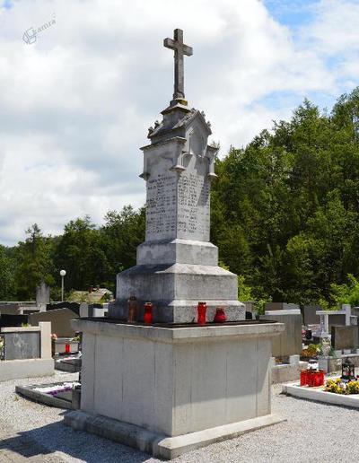 Spomenik v Sori pri Medvodah