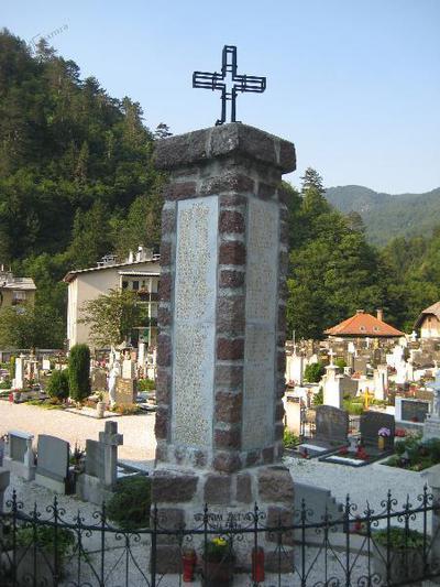 Spomenik v Tržiču