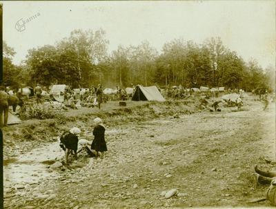 Vojaški tabor v Galiciji