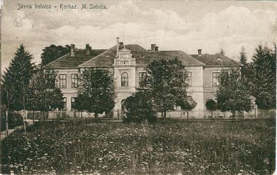 Bolnišnica_1927
