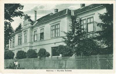 Bolnišnica_1933