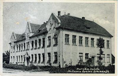 Državna Realna gimnazija_1940
