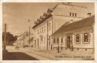 Lendavska ulica_1937