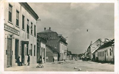 Lendavska ulica_1942