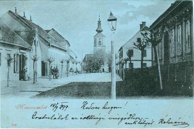 Cerkvena ulica_1899