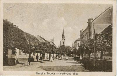 Cerkvena ulica_1927