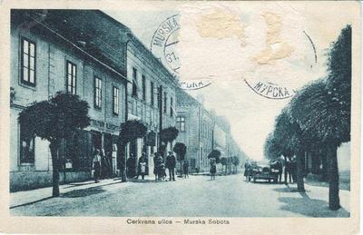 Cerkvena ulica_1929