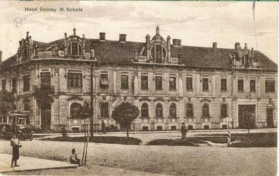 Hotel Dobrai_1932