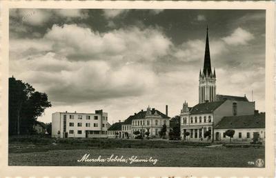 Glavni trg_1940