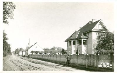 Grajska ulica_1932