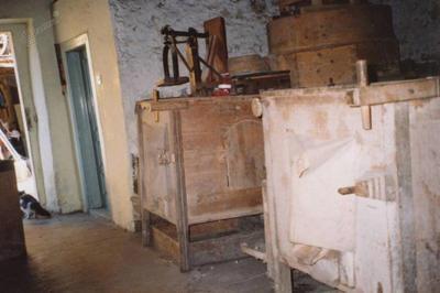 Notranjost Žužkovega mlina
