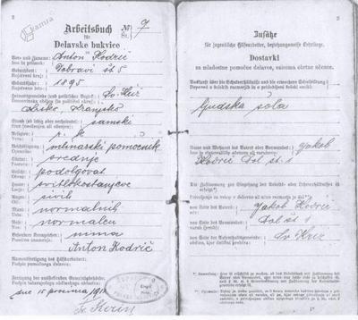 Delavske bukvice  Antona Kodriča