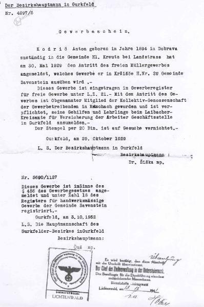 Nemško obrtno dovoljenje