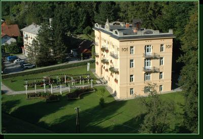 Občinska stavba Rogaška Slatina dandanes
